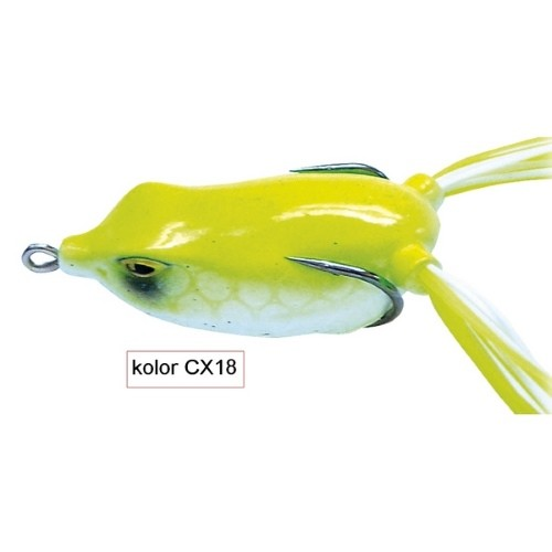 Wobbler Gummi Frog, floating, 45mm
