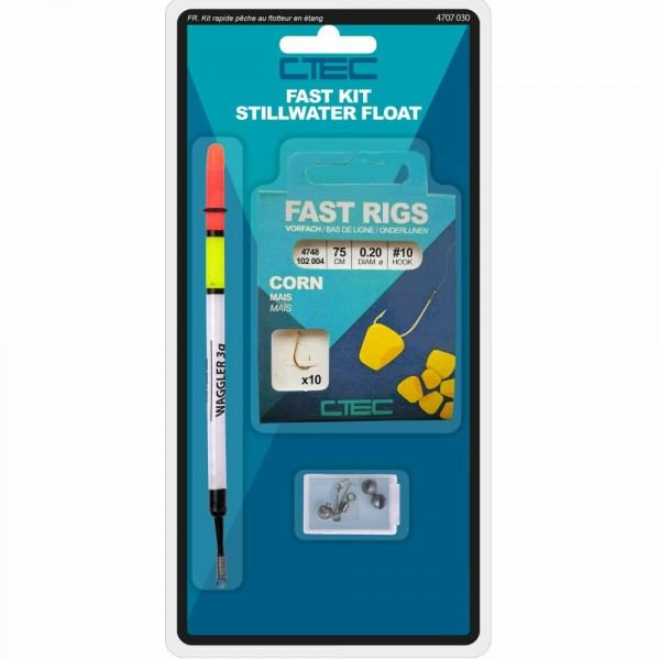 CTEC Fast Kit Stillwaterr Float