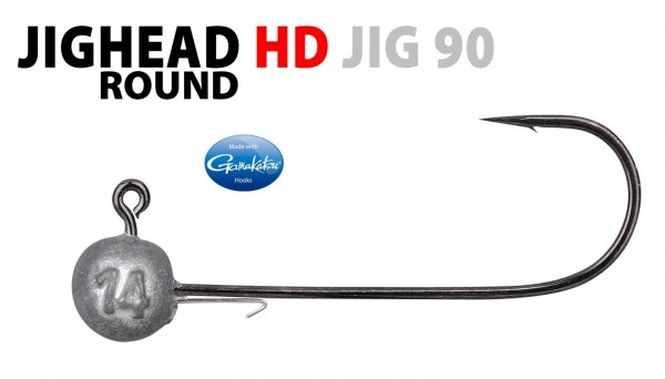 Spro Round Jig Head HD 2/0