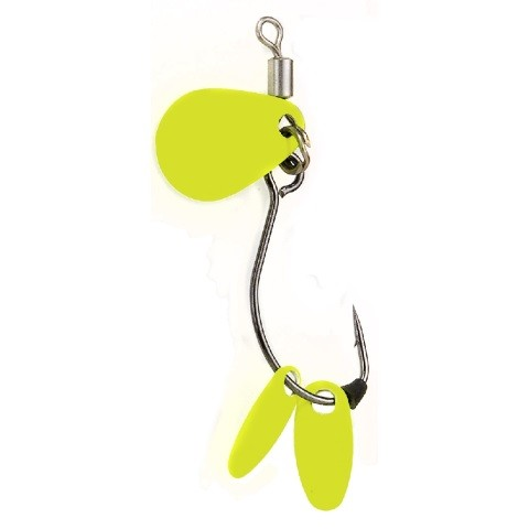 "Trout Dope Spinner ""Yellow"""