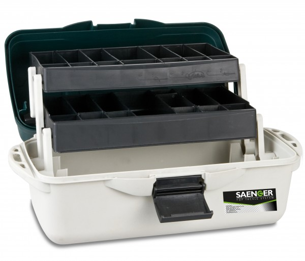 Specitec Tackle Box 2-Ladig